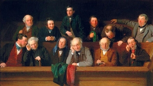 The Jury, by John Morgan