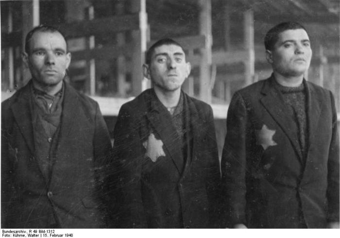 KZ Radogosc bei Litzmannstadt, Juden
