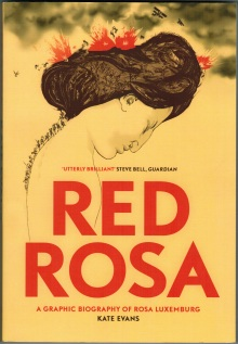 Cover photo of Red Rosa
