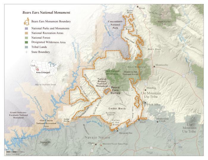 BENM map