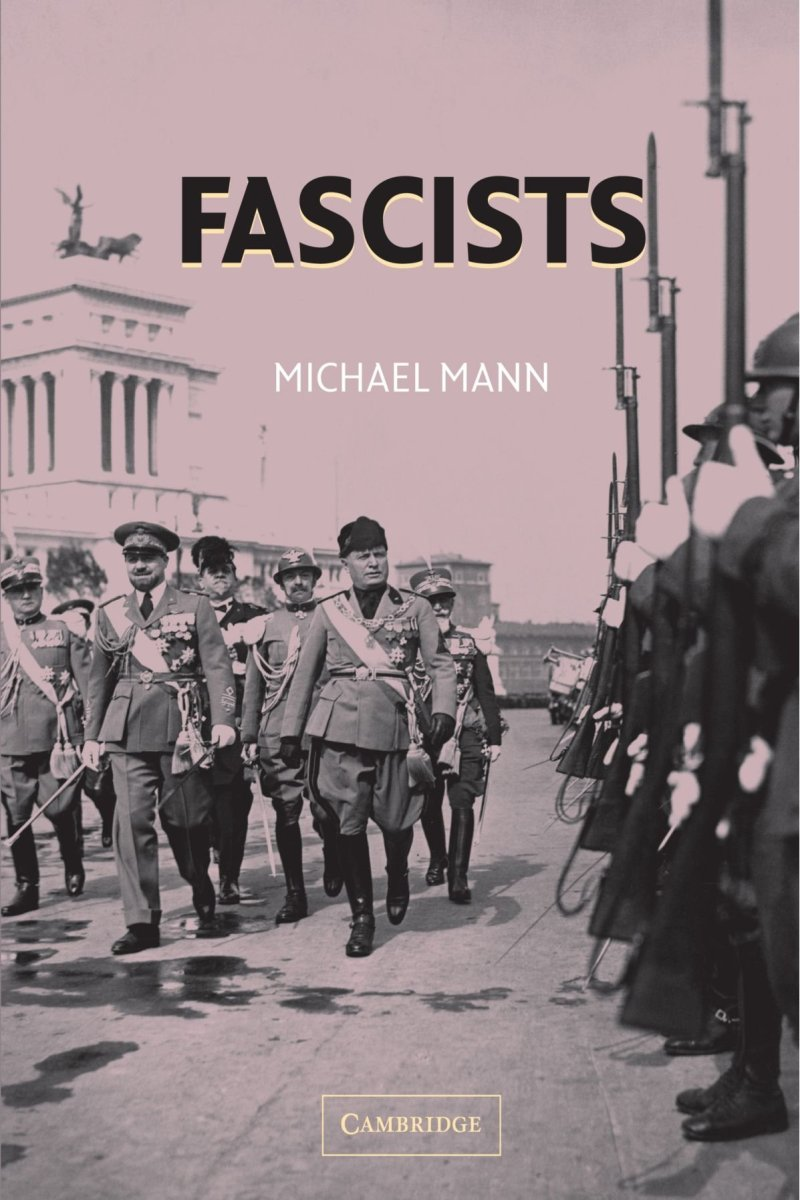 Historicizing Fascism, Part 1: Definitions | Erstwhile: A History Blog